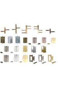Какие бывают мебельные петли
