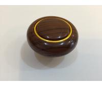 Ручка мебельная одинарная с кольцом 602