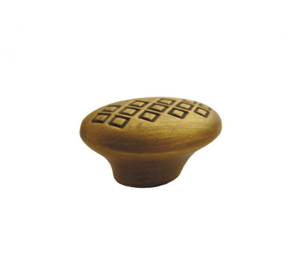 Ручка мебельная кнопка 1-500