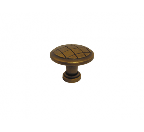 Ручка мебельная кнопка 1-502