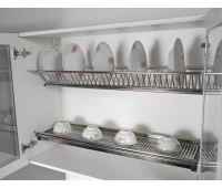 Сушка для посуды нержавейка 400мм купить оптом