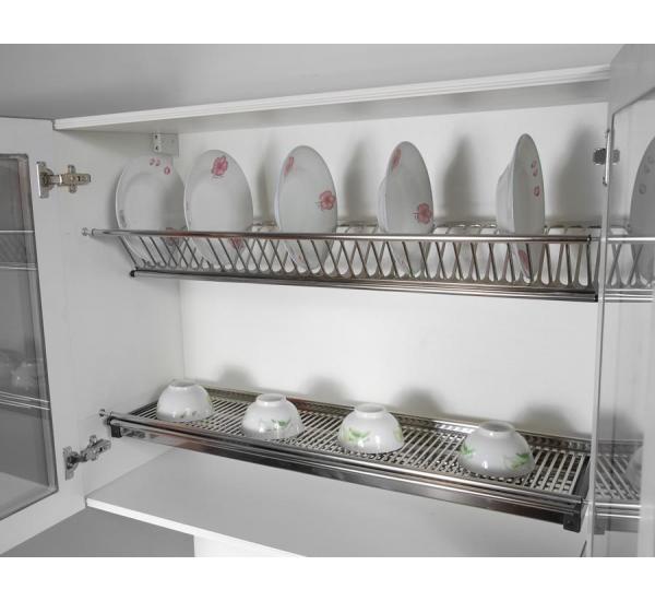 Сушка для посуды нержавейка 500мм