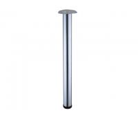 Опора 710 мм хром для стола регулируемая купить оптом