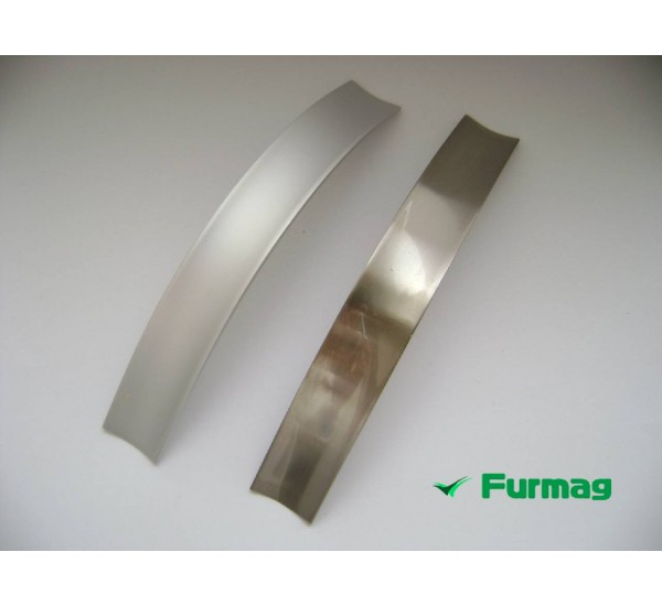 Ручка мебельная алюминиевая 224мм (1110)