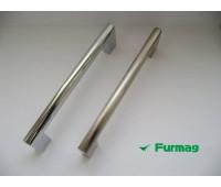 Ручка мебельная алюминиевая 128мм (1151) купить оптом