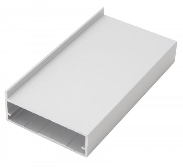Рамочный профиль алюминиевый 43/02/3000 (под клей)