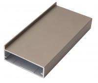 Рамочный профиль алюминиевый 43/02/3000 (под клей) купить оптом