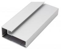 Рамочный профиль алюминиевый 43/18/3000 (под ручку) купить оптом