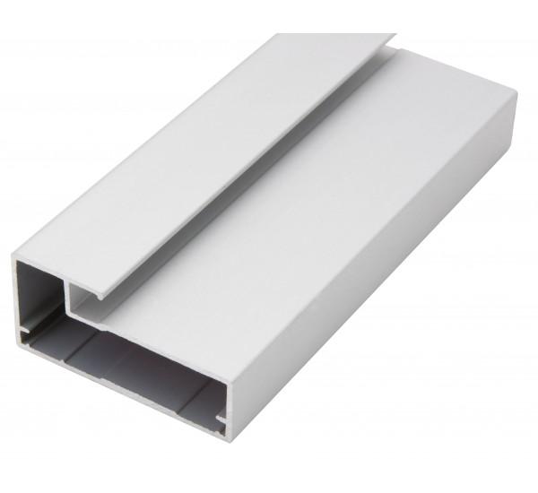 Рамочный профиль алюминиевый 43/09/3000 (под ручку)