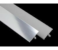 Алюминиевый профиль кромочный Т-образный Т-16/3000 купить оптом