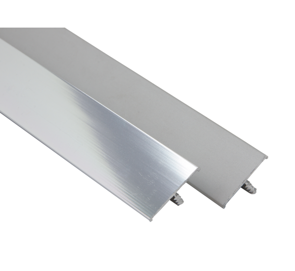 Алюминиевый профиль кромочный Т-образный Т-16/3000