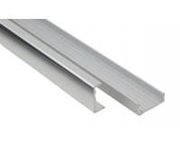 Алюминиевый профиль кромочный С-образный С-16/3000 купить оптом
