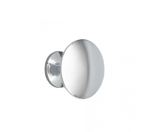 Ручка мебельная кнопка 1-040