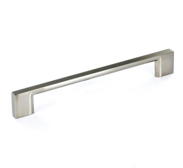 Ручка мебельная алюминиевая 256мм (1128)