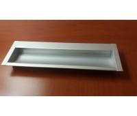 Ручка мебельная врезная К8152/8141 алюминиевая купить оптом