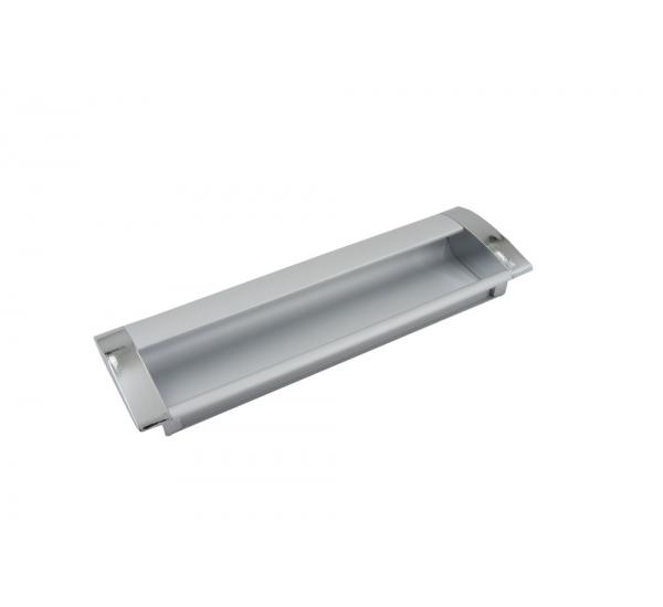 Ручка мебельная врезная 96мм UA08/1-115