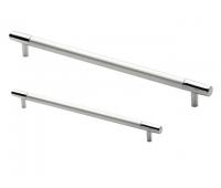 Ручка для мебели 96 мм AL/PC (1026) купить оптом
