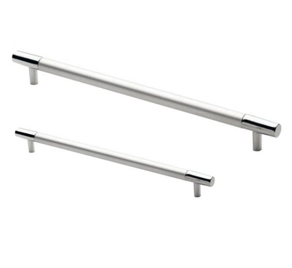 Ручка для мебели 192 мм AL/PC (1026)