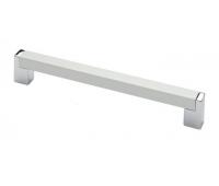 Ручка мебельная 96мм AL/PC 1132(14.245) купить оптом